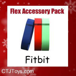 Fitbit Wireless Colored Accessory Pack