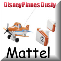 Disney Planes Remote Control Dusty