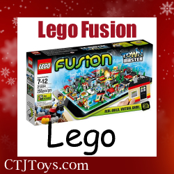 Lego Fusion Building Blocks with App