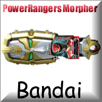 Power Rangers Megaforce Morpher