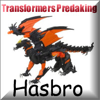 Transformers Predaking Action Figure