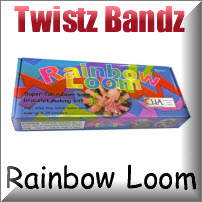 Rainbow Loom Twistz Bandz
