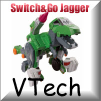 VTech Switch and Go Jagger T-Rex