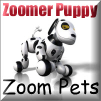 Zoomer Robotic Puppy